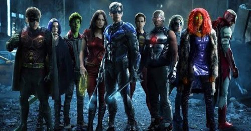 Titans Season 3 Official Release Date Revealed