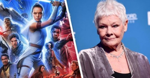 Star Wars: The Rise of Skywalker Cut Out Plans for Judi Dench as the Millennium Falcon's Creator