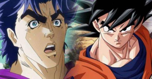 Dragon Ball Super's Goku Falls In Love With JoJo