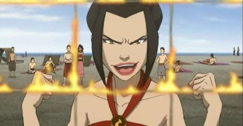 Avatar The Last Airbender Returns To The Beach With Azula Cosplay