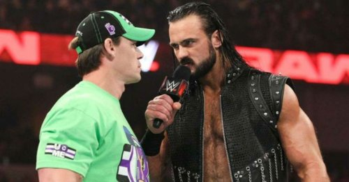 Drew McIntyre Pushes for Dream Match With John Cena