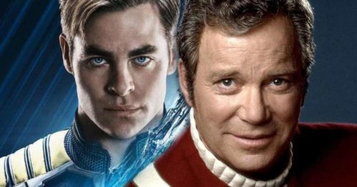 Star Trek's William Shatner Thinks Chris Pine Should Play Him in a Biopic
