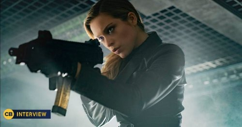 Infinite Star Sophie Cookson Talks Bringing an Eternal Action Hero to Life