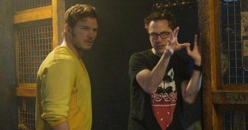James Gunn Reveals Chris Pratt Eating a Bug Video in Celebration of Guardians of the Galaxy Star's Birthday