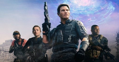 Chris Pratt Wants You to Stream The Tomorrow War With Your Phone Turned Off