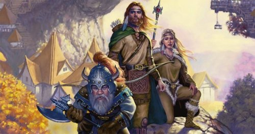 Dungeons & Dragons Has Four Unannounced Video Games on the Way, Dragonlance Teased as Possible Game Setting