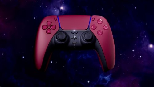 New Red PS5 Controller Costs Extra