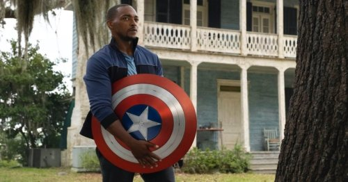 New Captain America Anthony Mackie Said He Didn't Think Marvel Could Work For a TV Series
