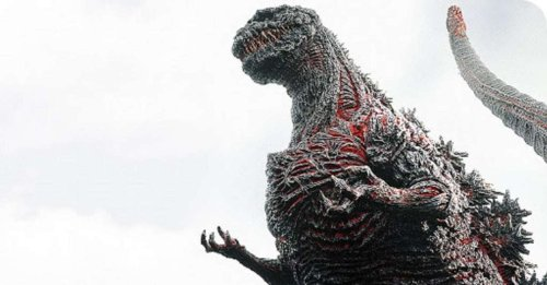 Godzilla Vending Machine Makes Landfall In Japan