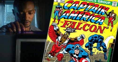 The Falcon and the Winter Soldier Episode 5: Sam Wilson's New Suit Explained