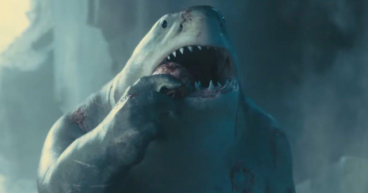 The Suicide Squad: Steve Agee Details King Shark Mocap Work