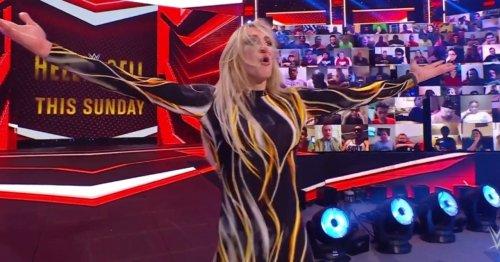 Watch: Rhea Ripley Bloodies Charlotte Flair During WWE Raw Brawl