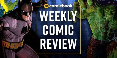 Comic Book Reviews for This Week: 5/5/2021