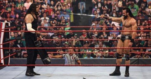 Details on Bizarre WWE Raw Botch During Drew McIntyre's Entrance