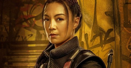 The Mandalorian's Ming-Na Wen Breaks Down Fennec Shand's Hairstyle