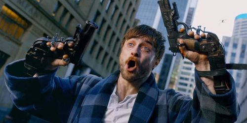 Harry Potter Video Replaces All Wands WIth Guns
