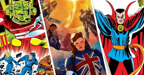 Marvel's What If...? Animation Almost Adapted Jack Kirby or Steve Ditko's Art Styles