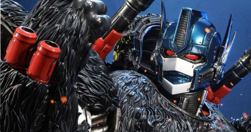 Transformers: How The Beast Wars Series Inspired the New Movie Rise of the Beasts