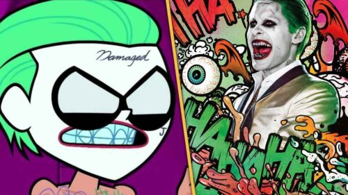Teen Titans Go! Hilariously Slams Jared Leto's Joker