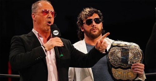 Kenny Omega Responds to Andrade El Idolo Wanting the AEW World Championship