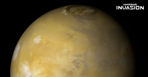 Scientists May Have Discovered Active Volcano on Mars