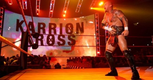 Here's What Karrion Kross Was Supposed to Do on WWE Raw Before Jeff Hardy Got COVID-19