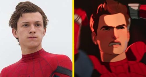 Spider-Man Star Tom Holland Doesn't Voice Zombie Hunter Spidey in Marvel's What If...?