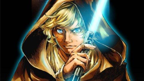 Star Wars: The Legends of Luke Skywalker Reveals Cover Artwork