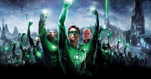 Zack Snyder Reveals Green Lantern Actor From Justice League Deleted Scene