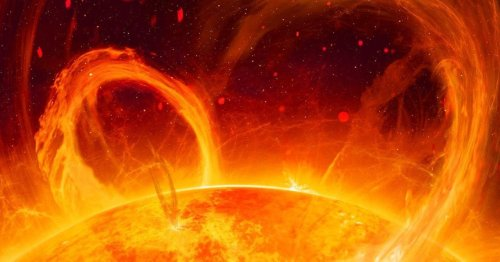 Scientists Warn of Possible Solar Mega-Storm