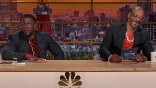 Olympics: Snoop Dogg and Kevin Hart Join Hilarious Commentary Team