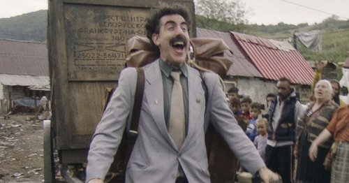 MTV Movie & TV Awards To Recognize Sacha Baron Cohen With Comedic Genius Award