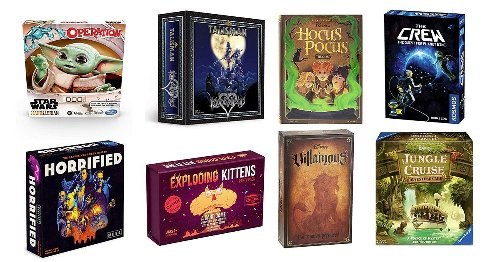 A Ton of Board Games are Buy 2, Get 1 Free on Amazon