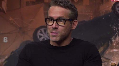 TikTok-er Perfects Ryan Reynolds Impression