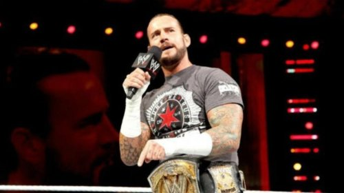 CM Punk Explains Why WWE Doesn't Need Him Anymore