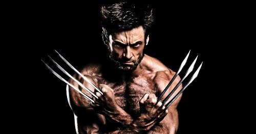 Hugh Jackman Reached For A Fork And Came Out With Wolverine Claws