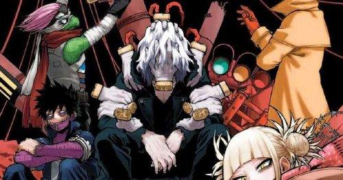 My Hero Academia Addresses the Dark Nature of Season Five's Next Arc