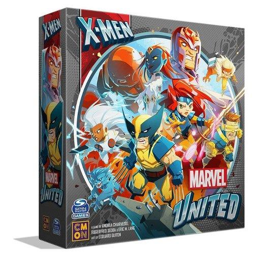 Marvel United: X-Men Launches on Kickstarter