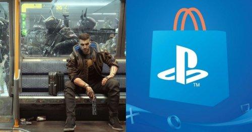 Cyberpunk 2077 PlayStation Store Return Date Announced