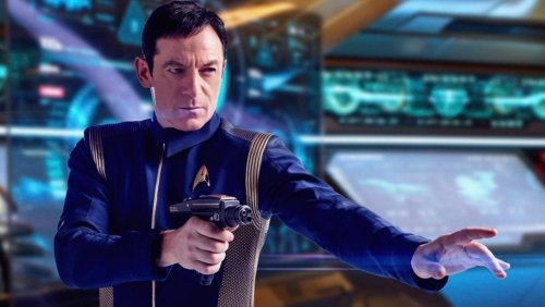 Star Trek: Discovery's Jason Isaacs Reveals His Condition for Returning to the Franchise