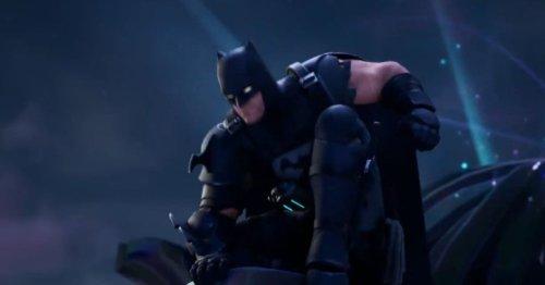 Batman x Fortnite Zero Point Trailer Reveals First Look at Armored Batman Skin