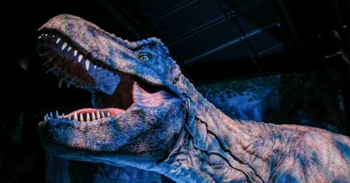 Jurassic World: The Exhibition Brings Life-Sized Dinosaurs to Cities Across North America