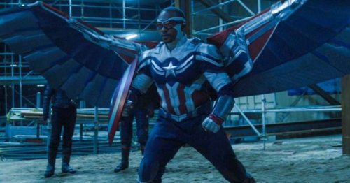 """The Falcon and the Winter Soldier: Anthony Mackie Initially """"Hated the Idea"""" of Becoming the New Captain America"""