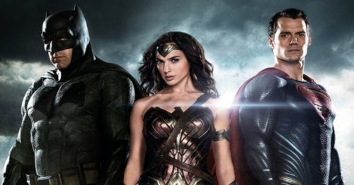 Zack Snyder and Chris Terrio Reveal Alternate Batman v Superman Titles, Including Justice League: Rising