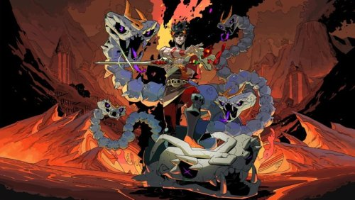 Hades Gets a PS4 Rating