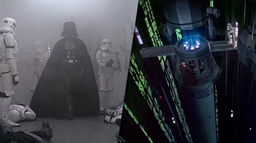 Star Wars: The 15 Best Shots in A New Hope