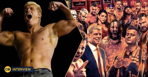 Cody Rhodes Talks AEW Double or Nothing, AEW's Move to TBS