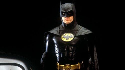 The Flash: First Look at Michael Keaton as Bruce Wayne
