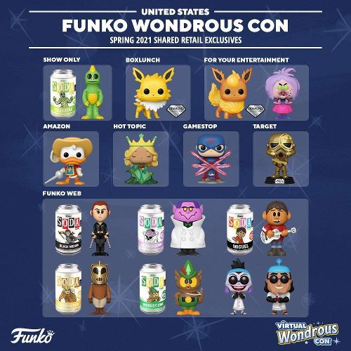 Funko Pop WonderCon 2021 Update: Diamond Collection Pokemon Jolteon Now Available