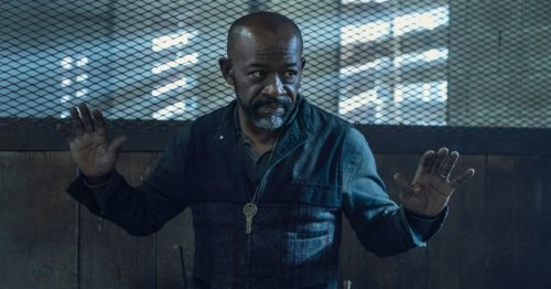 What Does Morgan's Key Unlock on Fear the Walking Dead?
